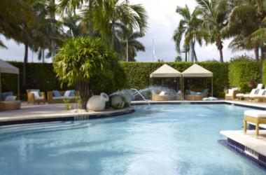 Renaissance Fort Lauderdale Cruise Port Hotel pool