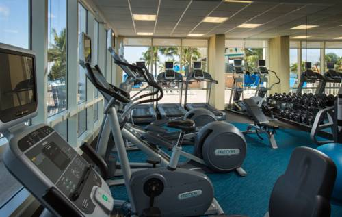 Courtyard Marriott Fort Lauderdale fitness