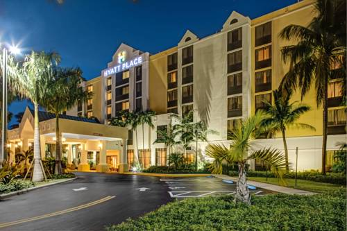 Hyatt Place Fort Lauderdale 17th Street