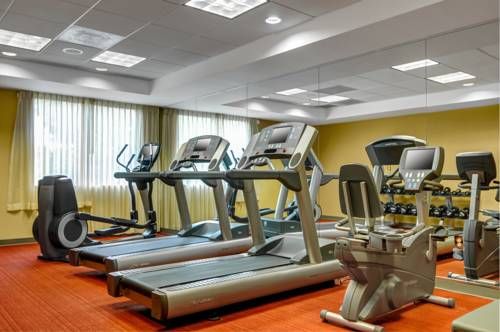 Hyatt Place Fort Lauderdale 17th Street fitness
