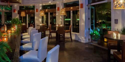 Pelican Grand Pure Spa Resort lounge