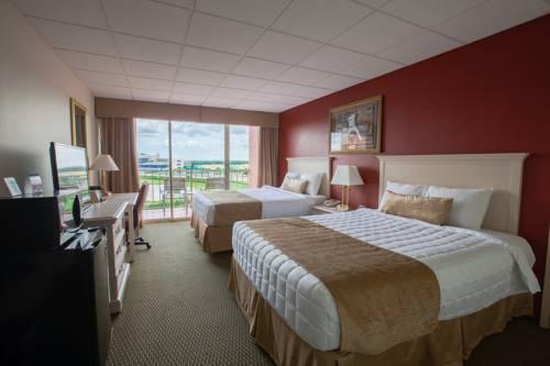 Stadium Hotel Miami bedroom
