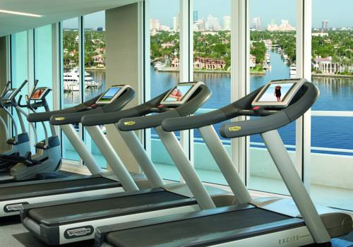 Ritz Carlton Fort Lauderdale fitness