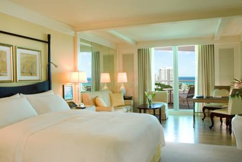 Ritz Carlton Fort Lauderdale suite