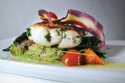 Seared Tilefish