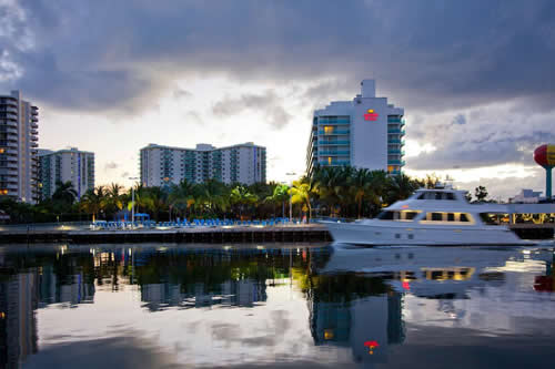Crowne Plaza Hollywood Beach Resort For Information Call 954