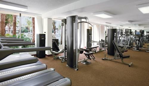 hilton-fort-lauderdale-marina-gym